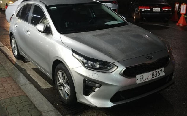 2018 Kia cee'd undisguised – is this the new Cerato?