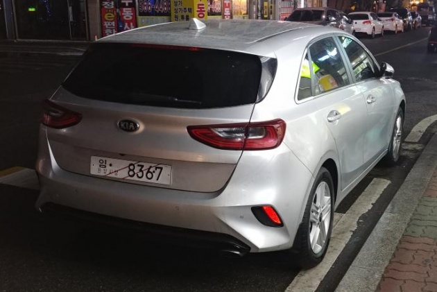 2018 kia cee 39 d undisguised is this the new cerato. Black Bedroom Furniture Sets. Home Design Ideas