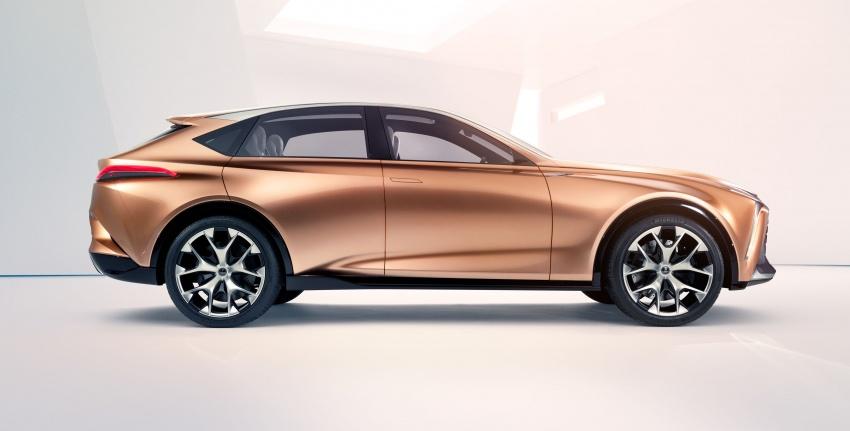 Lexus LF-1 Limitless concept unveiled at Detroit show Image #763346