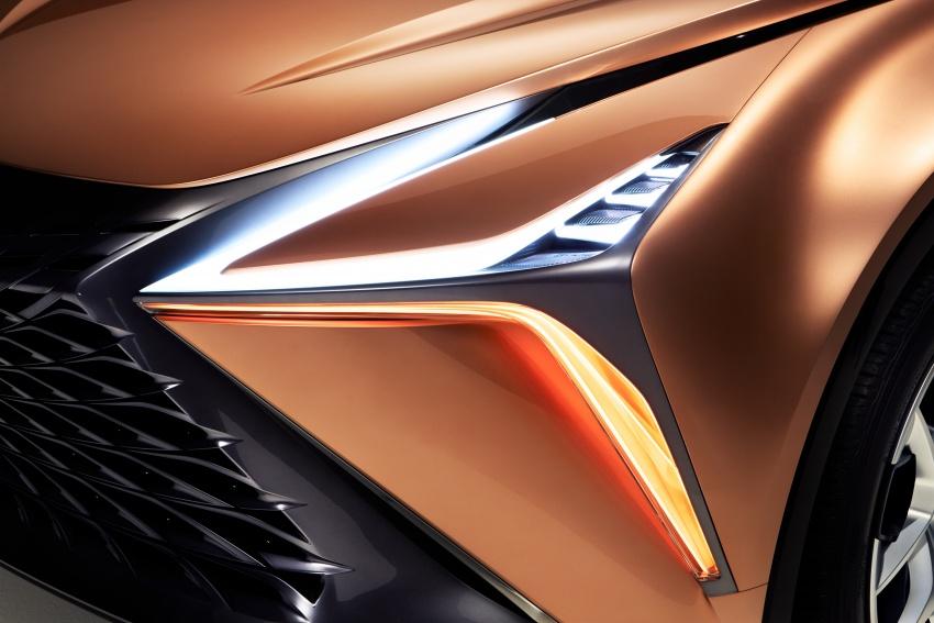Lexus LF-1 Limitless concept unveiled at Detroit show Image #763355