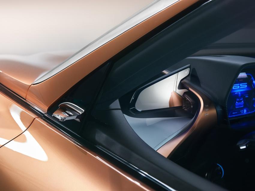 Lexus LF-1 Limitless concept unveiled at Detroit show Image #763357