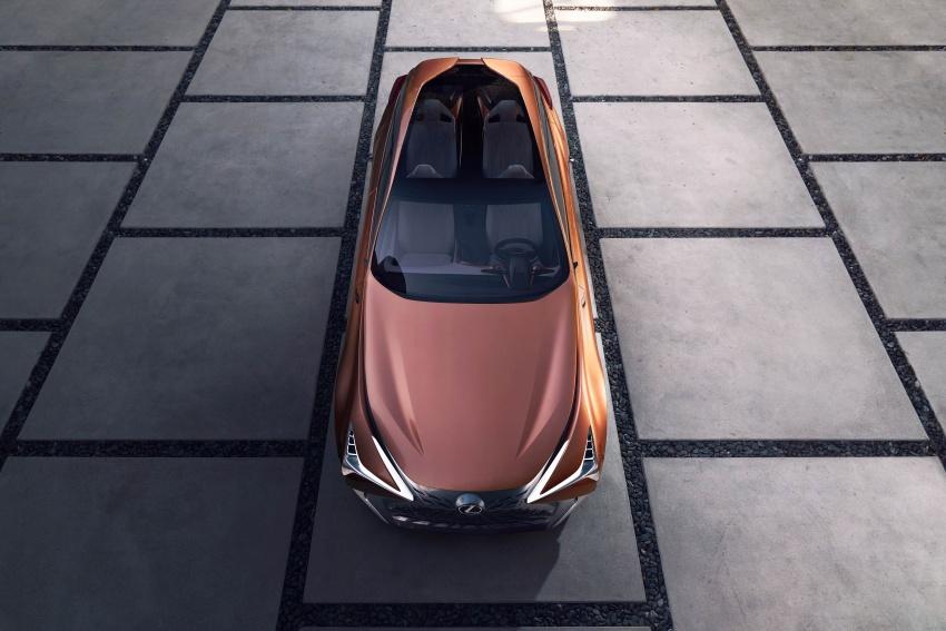 Lexus LF-1 Limitless concept unveiled at Detroit show Image #763362