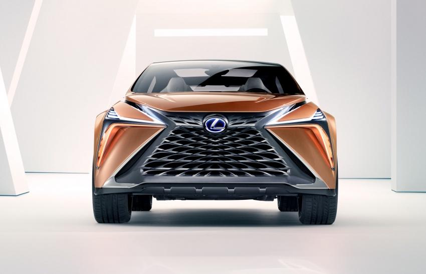 Lexus LF-1 Limitless concept unveiled at Detroit show Image #763348