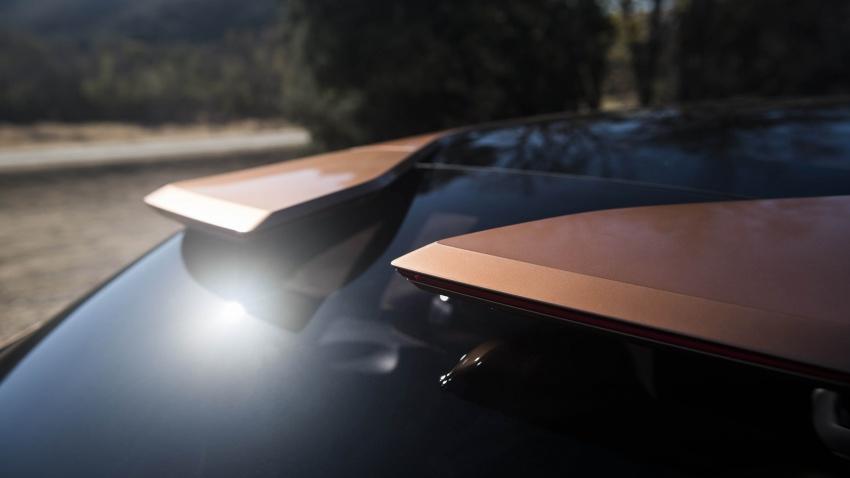 Lexus LF-1 Limitless concept unveiled at Detroit show Image #763408