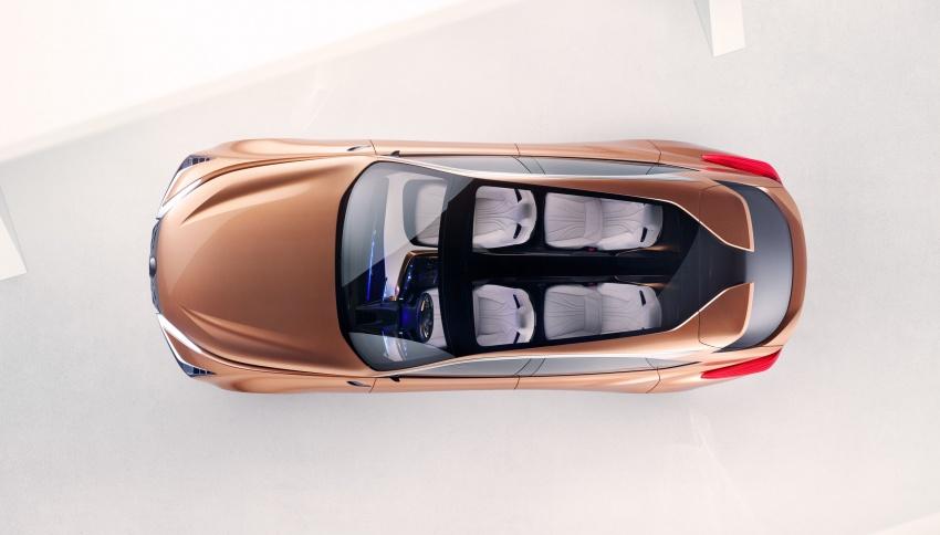 Lexus LF-1 Limitless concept unveiled at Detroit show Image #763349