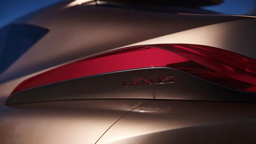 Lexus LF-1 Limitless concept unveiled at Detroit show Image #763413