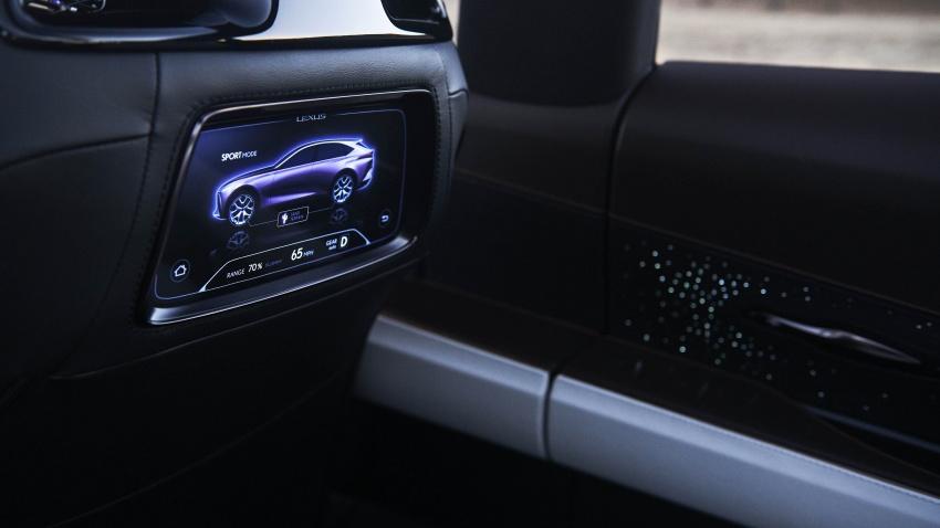 Lexus LF-1 Limitless concept unveiled at Detroit show Image #763414