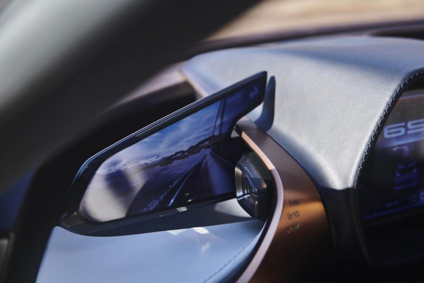 Lexus LF-1 Limitless concept unveiled at Detroit show Image #763416