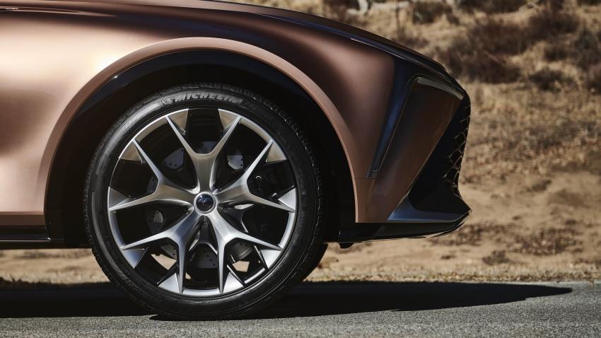 Lexus LF-1 Limitless concept unveiled at Detroit show Image #763421
