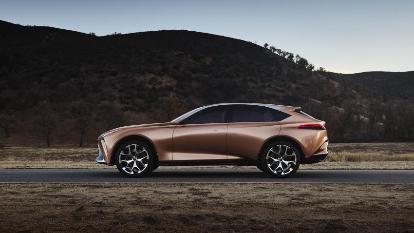Lexus LF-1 Limitless concept unveiled at Detroit show Image #763425
