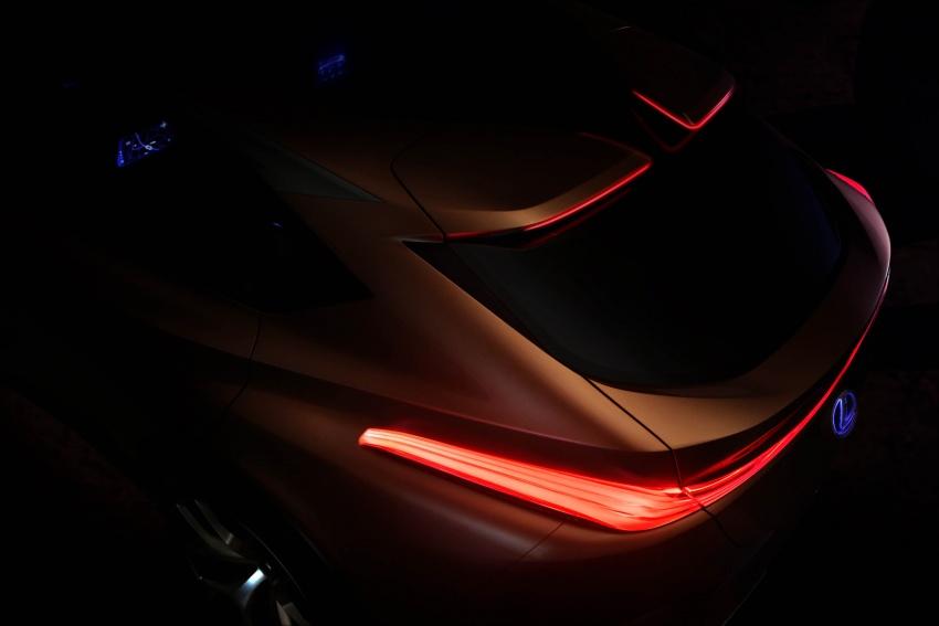 Lexus LF-1 Limitless concept unveiled at Detroit show Image #763429