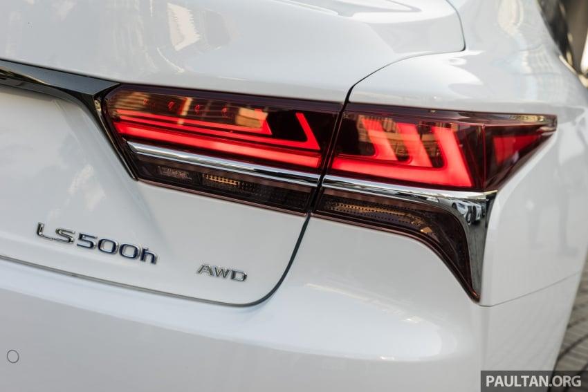 DRIVEN: 2018 Lexus LS – we test its semi-autonomous driving features on the highways of Yokohama Image #760439