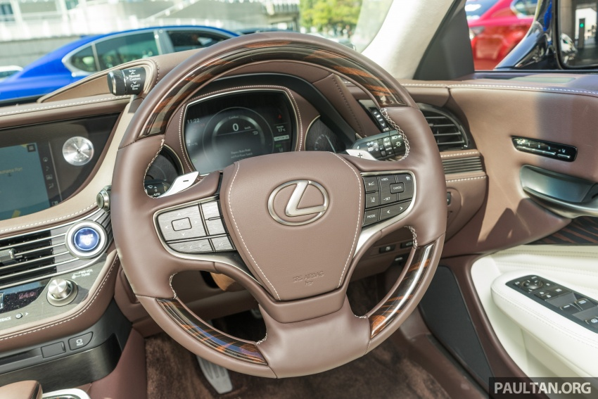 DRIVEN: 2018 Lexus LS – we test its semi-autonomous driving features on the highways of Yokohama Image #760447