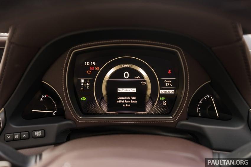 DRIVEN: 2018 Lexus LS – we test its semi-autonomous driving features on the highways of Yokohama Image #760451