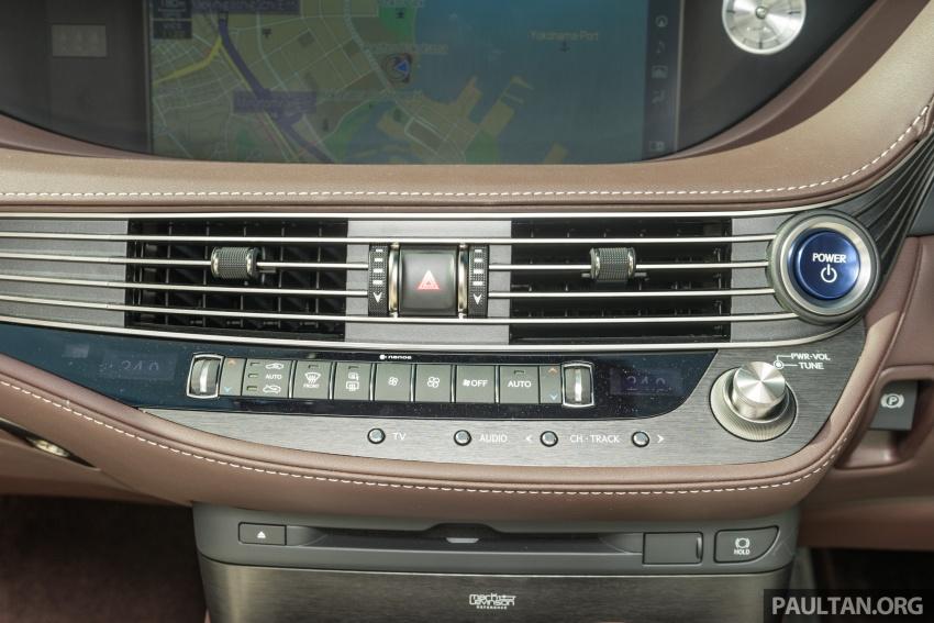 DRIVEN: 2018 Lexus LS – we test its semi-autonomous driving features on the highways of Yokohama Image #760453