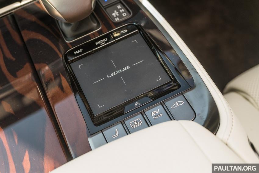 DRIVEN: 2018 Lexus LS – we test its semi-autonomous driving features on the highways of Yokohama Image #760456