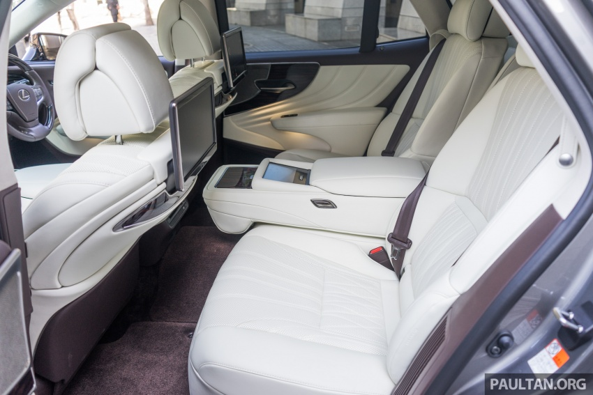 DRIVEN: 2018 Lexus LS – we test its semi-autonomous driving features on the highways of Yokohama Image #760461