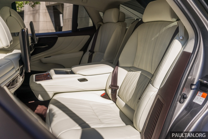 DRIVEN: 2018 Lexus LS – we test its semi-autonomous driving features on the highways of Yokohama Image #760463