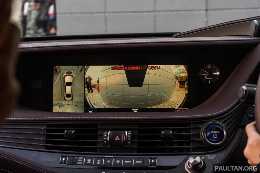 DRIVEN: 2018 Lexus LS – we test its semi-autonomous driving features on the highways of Yokohama Image #760474