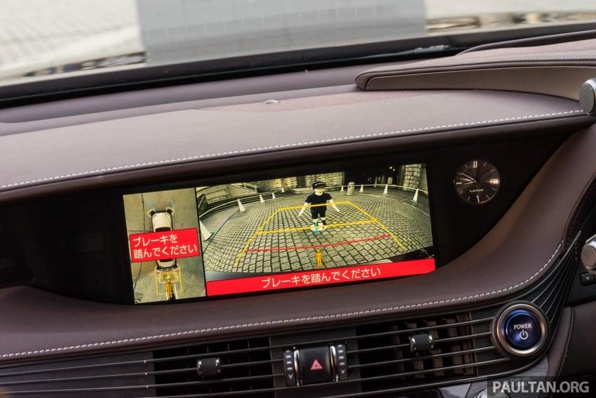 DRIVEN: 2018 Lexus LS – we test its semi-autonomous driving features on the highways of Yokohama Image #760477
