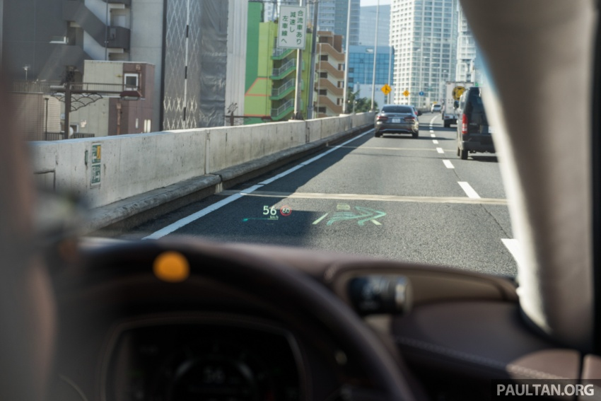 DRIVEN: 2018 Lexus LS – we test its semi-autonomous driving features on the highways of Yokohama Image #760486