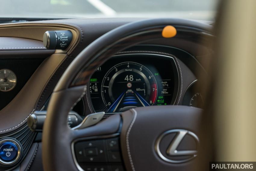 DRIVEN: 2018 Lexus LS – we test its semi-autonomous driving features on the highways of Yokohama Image #760492