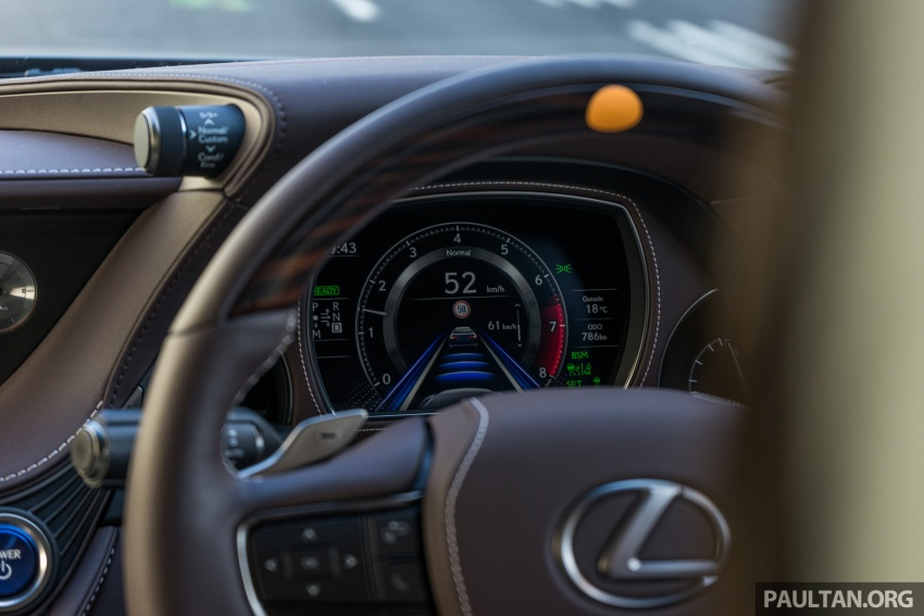 DRIVEN: 2018 Lexus LS – we test its semi-autonomous driving features on the highways of Yokohama Image #760494