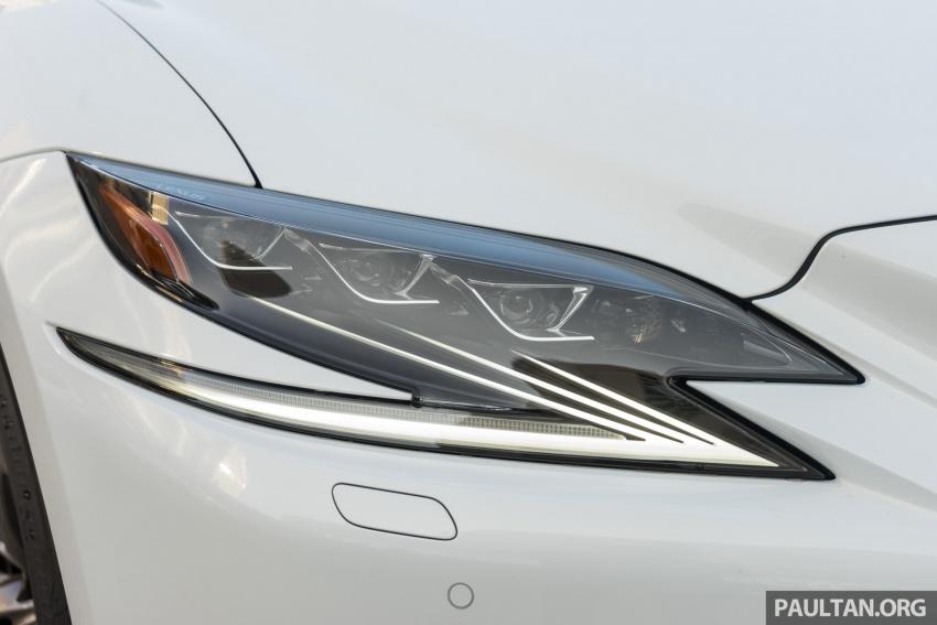 DRIVEN: 2018 Lexus LS – we test its semi-autonomous driving features on the highways of Yokohama Image #760435