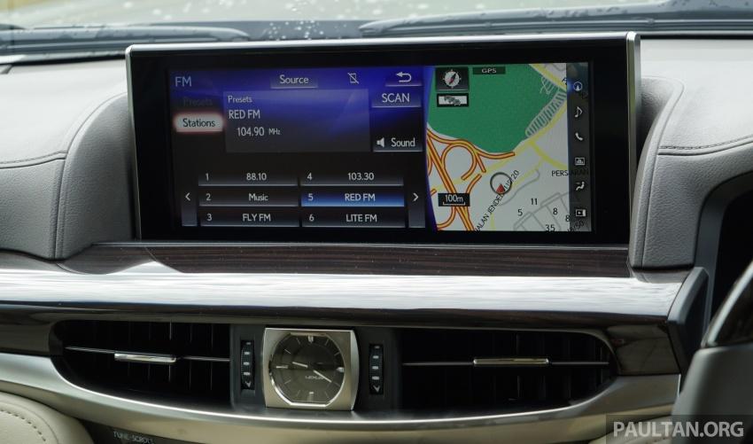 Lexus LX570 price drops by RM74k in M'sia to RM850k Image #767772