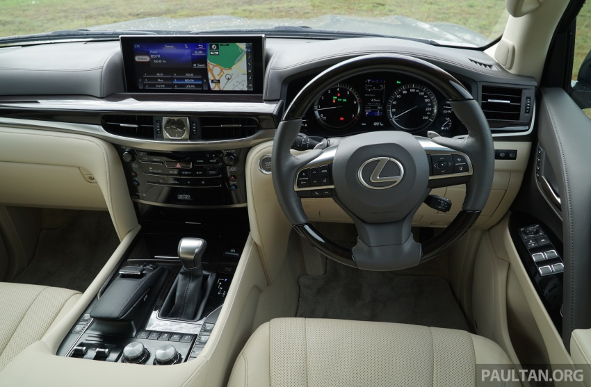 Lexus LX570 price drops by RM74k in M'sia to RM850k Image #767773
