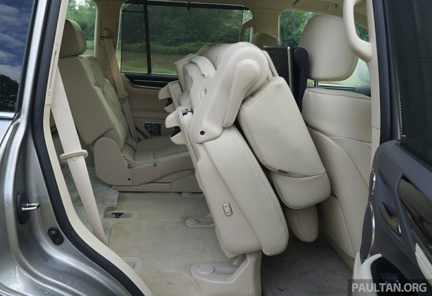 Lexus LX570 price drops by RM74k in M'sia to RM850k Image #767798