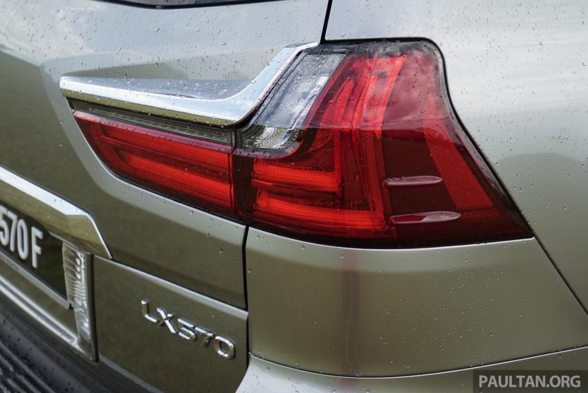 Lexus LX570 price drops by RM74k in M'sia to RM850k Image #767804
