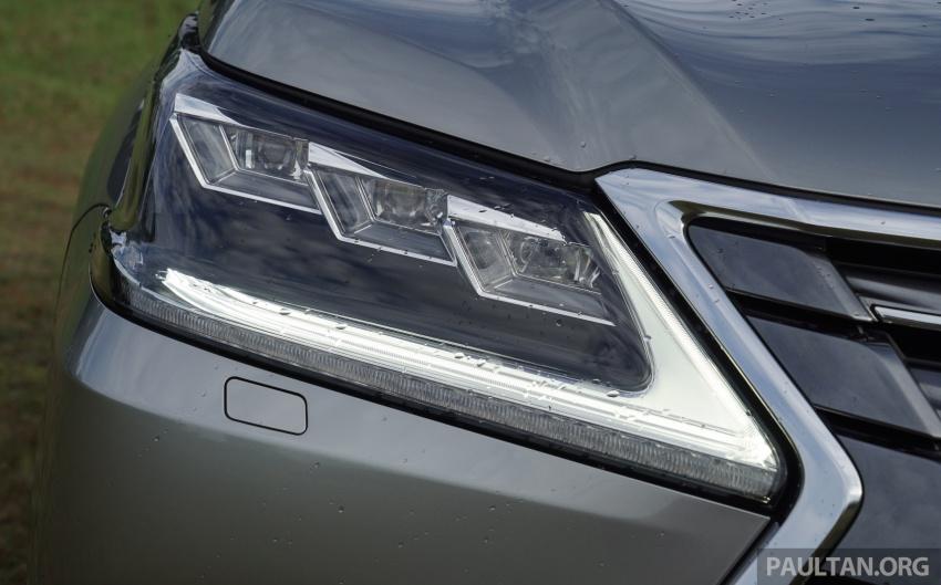 Lexus LX570 price drops by RM74k in M'sia to RM850k Image #767808