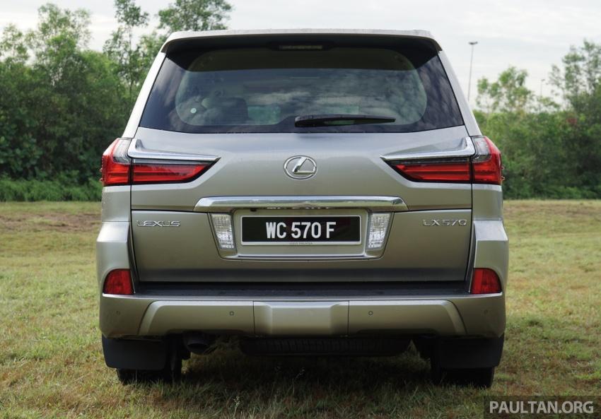 Lexus LX570 price drops by RM74k in M'sia to RM850k Image #767812