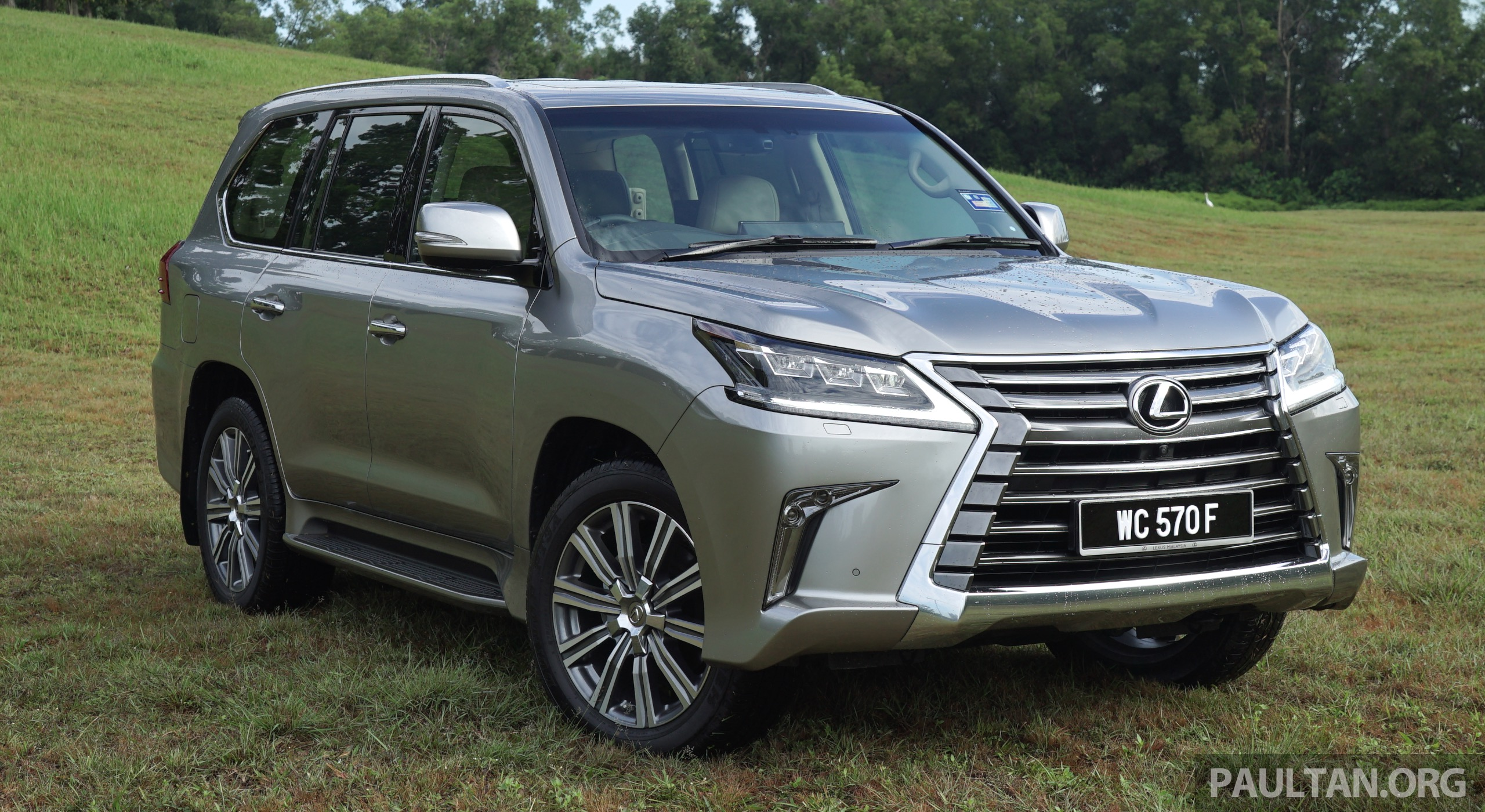 Lexus Lx570 Price Drops By Rm74k In Malaysia To Rm850k