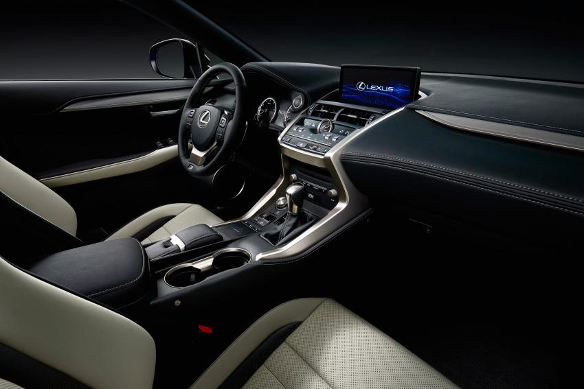 Lexus RX 350L tujuh-tempat duduk, NX 300 facelift kini dibuka tempahan di Malaysia – SUV dari RM312k Image #762432