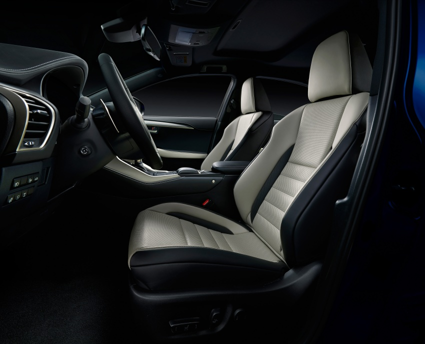 Lexus RX 350L tujuh-tempat duduk, NX 300 facelift kini dibuka tempahan di Malaysia – SUV dari RM312k Image #762433