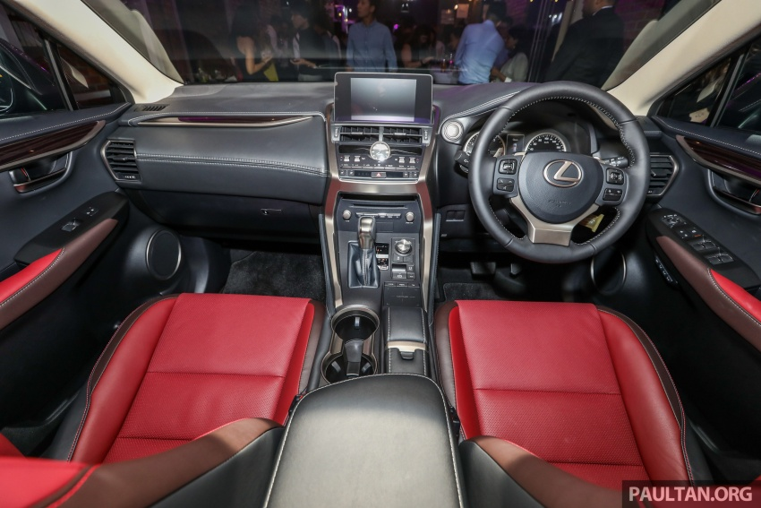 Lexus Malaysia previews RX 350L seven-seater, updated NX 300 facelift range – SUVs from RM312k Image #770147