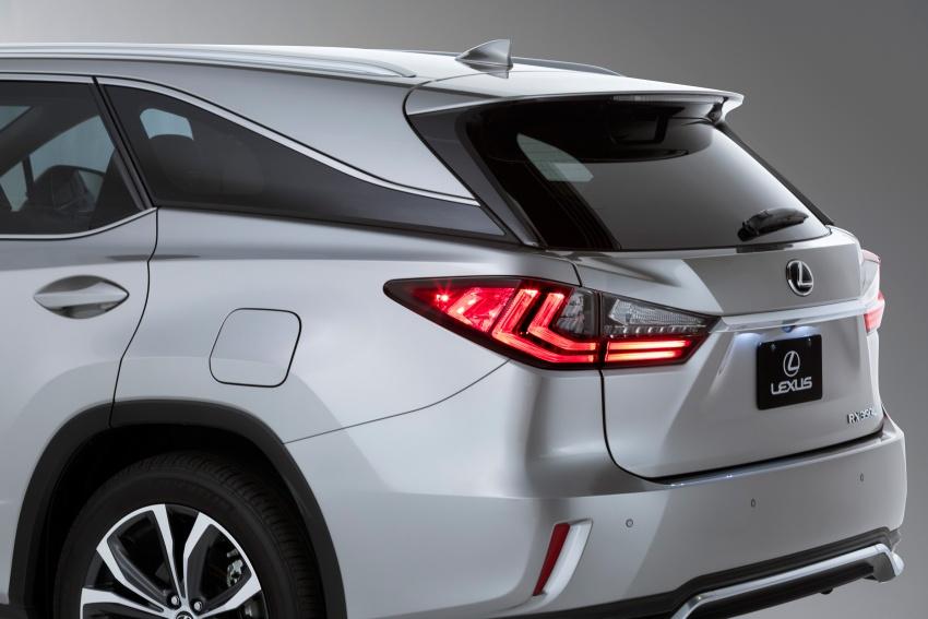 Lexus RX 350L tujuh-tempat duduk, NX 300 facelift kini dibuka tempahan di Malaysia – SUV dari RM312k Image #762445