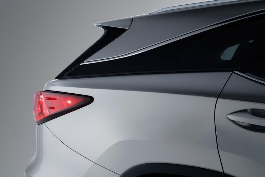 Lexus RX 350L tujuh-tempat duduk, NX 300 facelift kini dibuka tempahan di Malaysia – SUV dari RM312k Image #762444