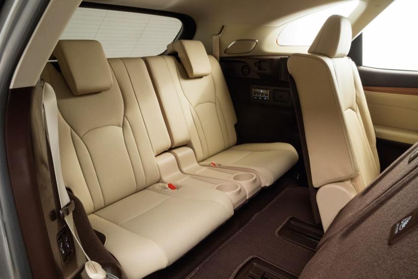 Lexus RX 350L tujuh-tempat duduk, NX 300 facelift kini dibuka tempahan di Malaysia – SUV dari RM312k Image #762448