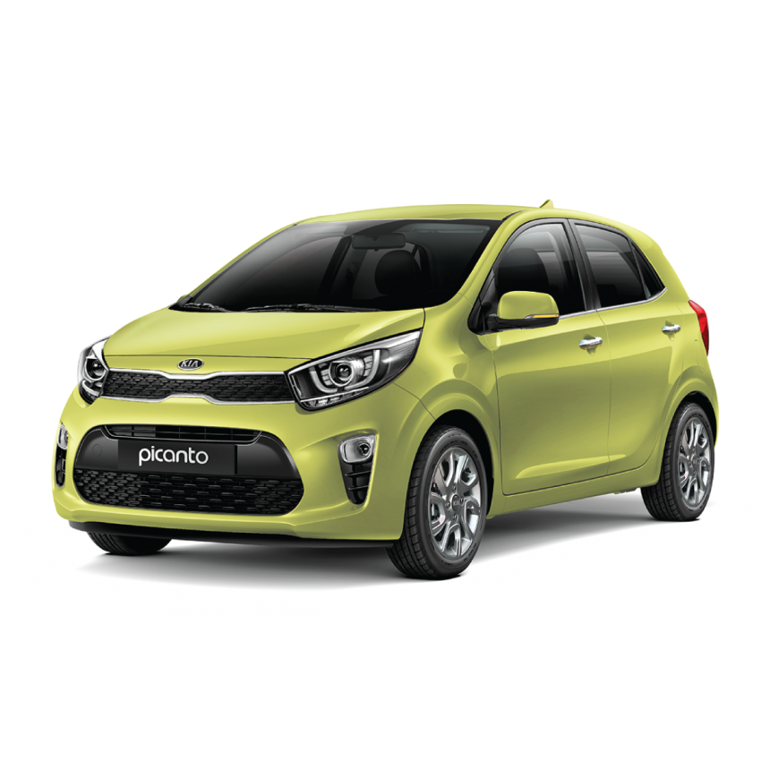 2018 Kia Picanto launched in Malaysia – RM49,888 Image #759014