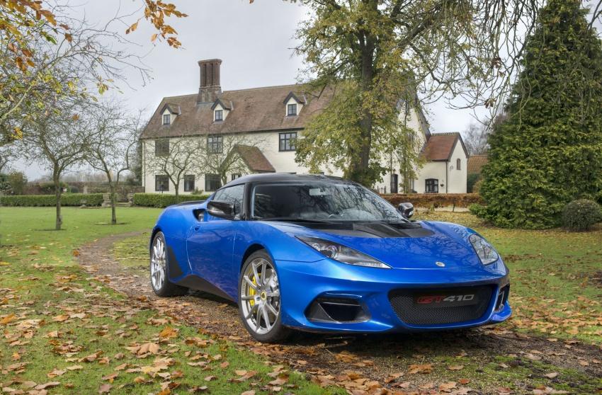 Lotus Evora GT410 Sport – lighter, more downforce Image #761263