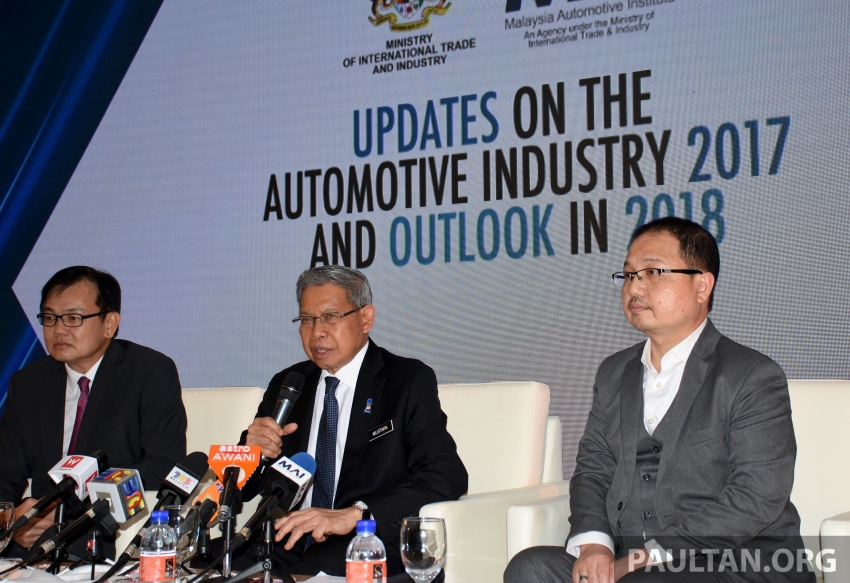 Malaysian automotive industry outlook for 2018 – growth expected on all fronts, EEVs to climb to 60% Image #766682