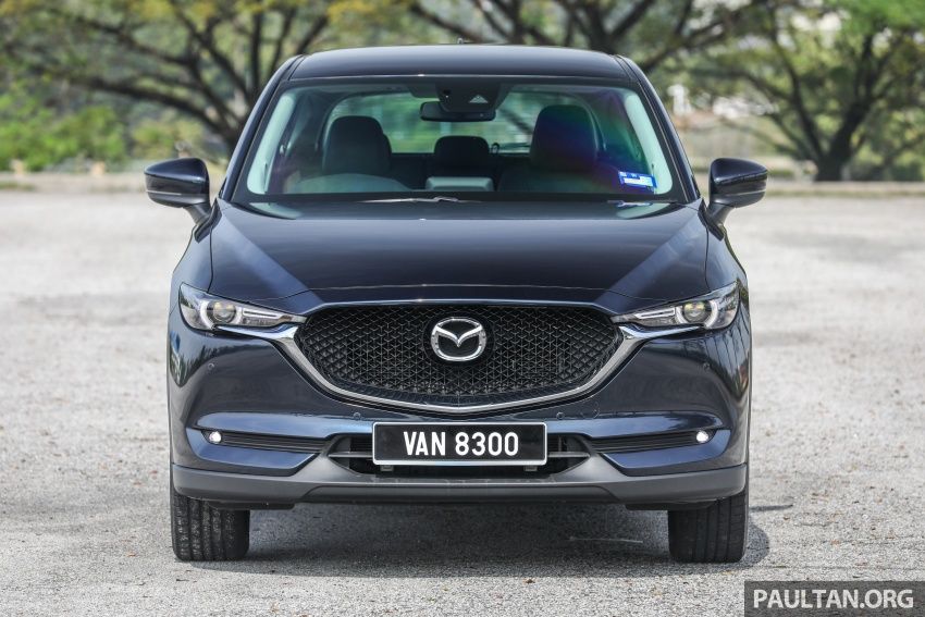 Mazda CX-5 – spec-by-spec comparison, full galleries Image #772429