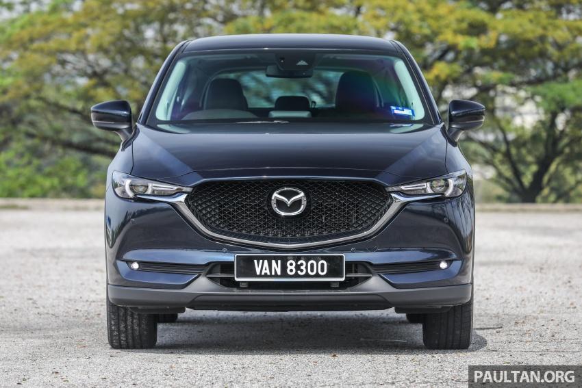 Mazda CX-5 – spec-by-spec comparison, full galleries Image #772430