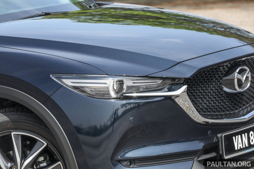 Mazda CX-5 – spec-by-spec comparison, full galleries Image #772436