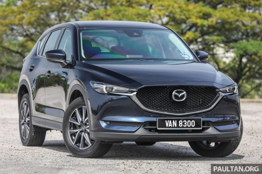 Mazda CX-5 – spec-by-spec comparison, full galleries Image #772420