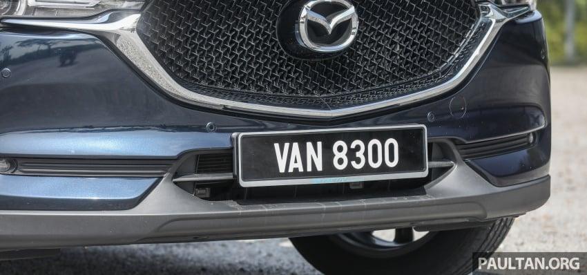 Mazda CX-5 – spec-by-spec comparison, full galleries Image #772439