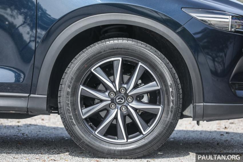Mazda CX-5 – spec-by-spec comparison, full galleries Image #772445